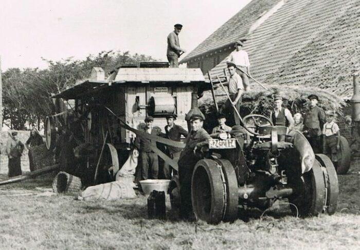 Ferienhof Groot Plaats - Historie